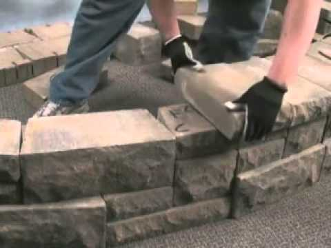 Basalite Concrete Products | How to Cap a Curve