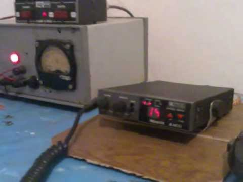 my other FM + amplifier CB radio