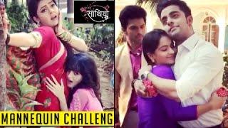 Gopi, Jaggi & Family Take Mannequin Challenge   Saath Nibhana Saathiya   Mannequin Challenge