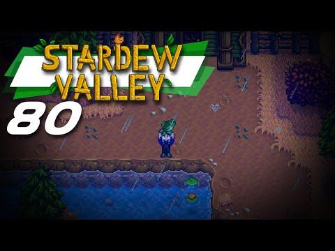 LARGEMOUTH BASS!! | Stardew Valley #80