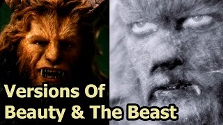 The Changing Versions Of Beauty & The Beast (From Fable to Cocteau to Disney)