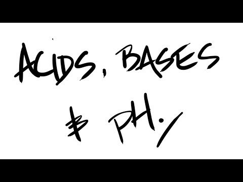 AQA A-Level Chemistry - Acids, Bases & pH