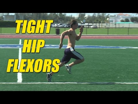 Tight Hip Flexors, Really?  Stretches, Why? Are they weak?