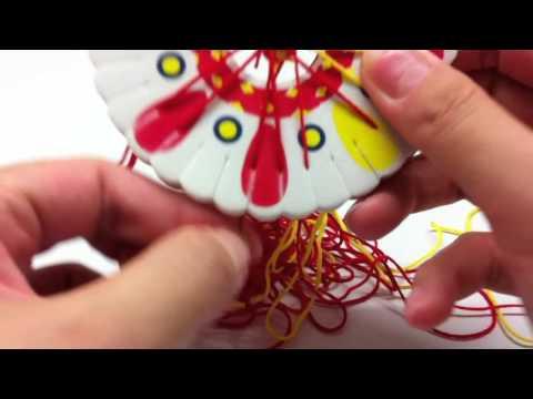DIY   Make Your Own Bracelets   EVA Wheel   Diamond