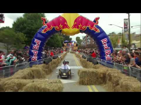 Red Bull Soapbox Race 2015 USA - Atlanta