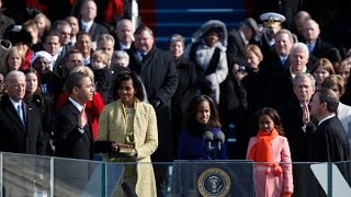 The Presidential Inauguration of Barack Obama 2009