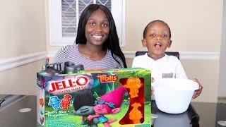 DIY How To Make Troll Gummy