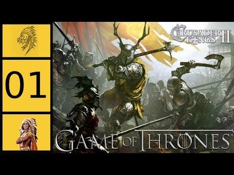 Crusader Kings 2: Game of Thrones Mod - Robert Baratheon #1