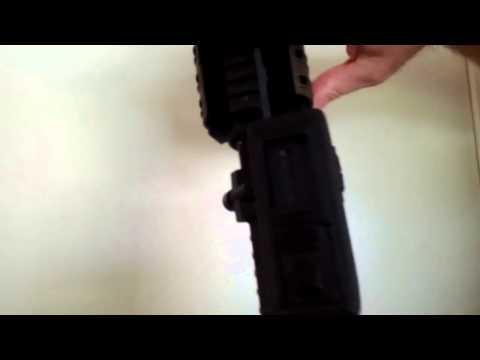 3D Printed Paint-ball Gun parts : Australia
