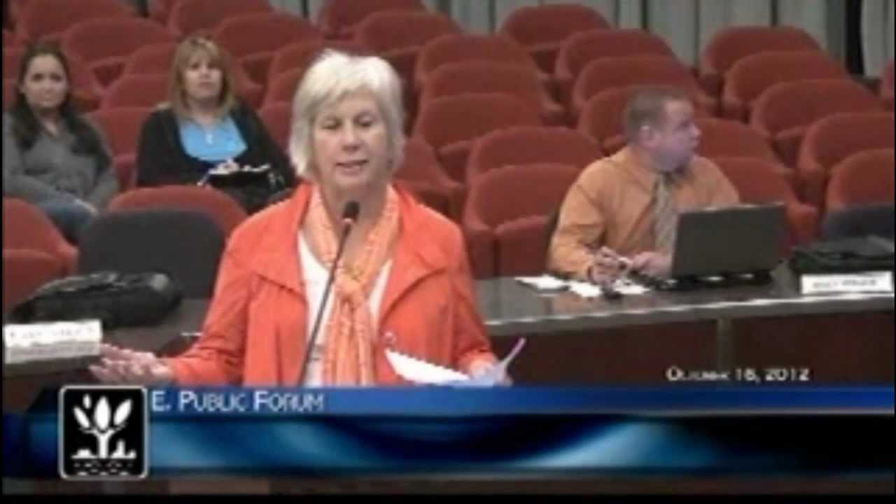 Resident Scores TKO Over Naperville City Council