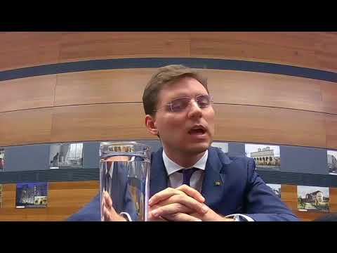 Victor Negrescu Invoving EU citizen in presidency