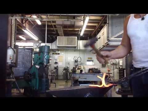 blacksmithing spurs