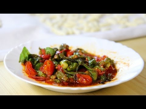 Special Italian Fried Peppers - Laura Vitale & Nonna - Laura in the Kitchen Episode 439