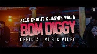 Bomb Diggy - Zack Knight ft. Jasmin Walia | ShazDUBS