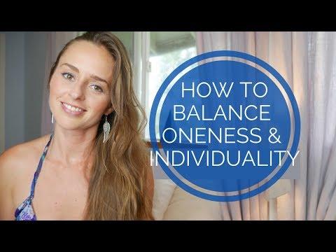 BALANCING ONENESS & INDIVIDUALITY I EMPATHY & PERSONAL BOUNDARIES