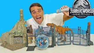 Jurassic World Remote Control Gyroshpere ! || Toy Review || Konas2002