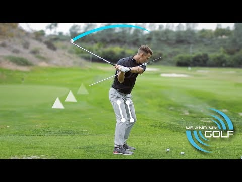 HOW TO GET YOUR DOWN SWING IN THE SLOT