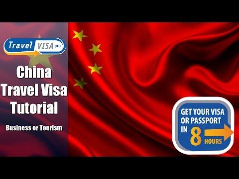 Chinese Visa: Get Your China Visa with Travel Visa Pro