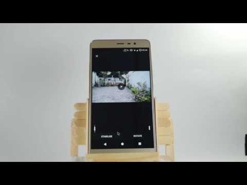 Cara menstabilkan video dengan Android