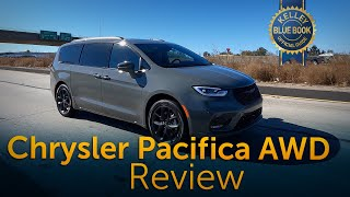 2021 Chrysler Pacifica | Review & Road Test