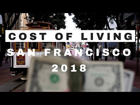 Cost of living in San Francisco (USA)