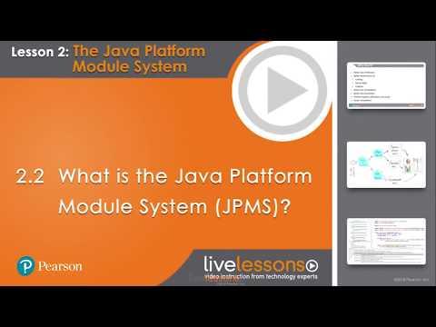 The Java Platform Module System (JPMS)