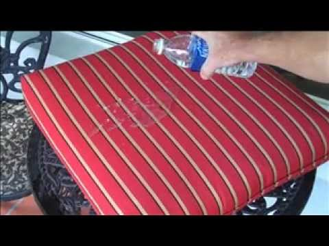 How Waterproof are Sunbrella Outdoor Cushion Fabrics?