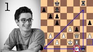 Fabiano Caruana vs Magnus Carlsen | Game 1 - 2018 World Chess Championship