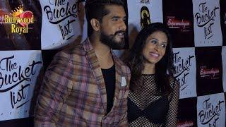 Suyyash & Siddharth at Launch of first Single 'Beparwaahiyaan'Part 1
