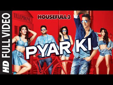 Xxx Mp4 Pyar Ki Full Video Song HOUSEFULL 3 Shaarib Amp Toshi T Series 3gp Sex