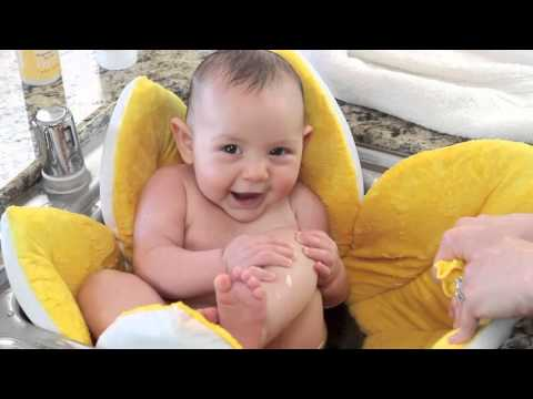 Blooming Baby Baby Bath