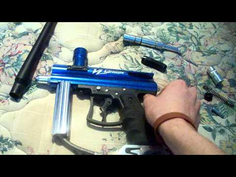 Superb The Empire Axe Paintball Marker Disassembly Paintball Gun Parts Wiring Digital Resources Instshebarightsorg
