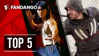 Top 5 Video Game Movies Worth Watching