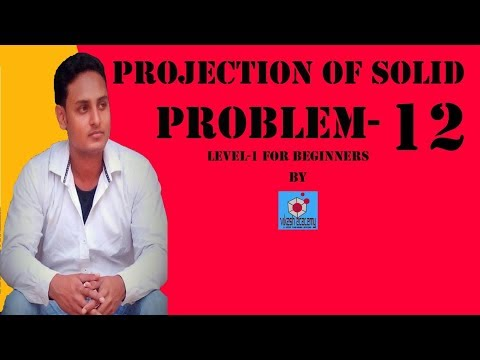 Projection of solid problem-12