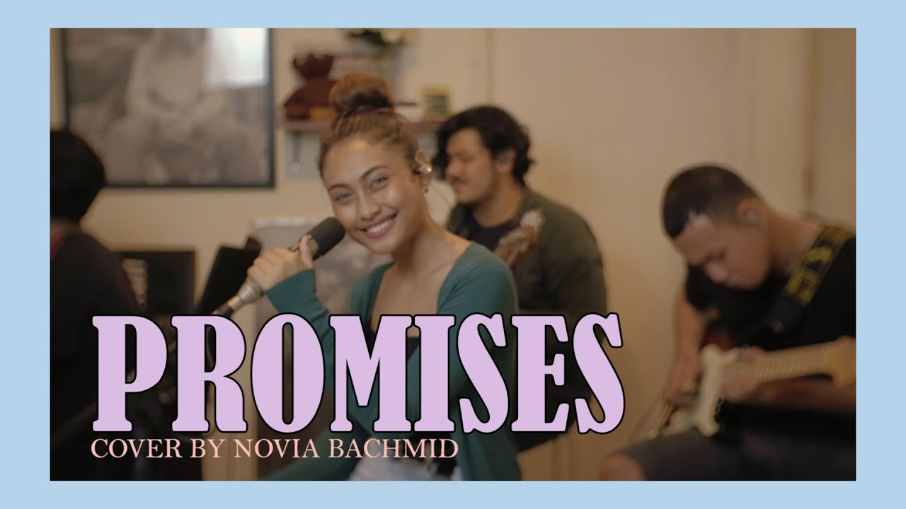 Download AGNEZ MO - PROMISES ( Cover by Novia Bachmid with ROOMMATE.PROJECT  ) MP3 Gratis
