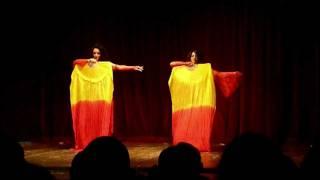 Le Arabic Dream a DEA PER UNA NOTTE 2012 (coreografia di Sonya Samar)