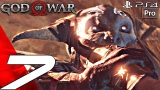 GOD OF WAR 4 Gameplay Walkthrough Part 4 Hunting Boar Mysterious