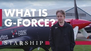 Tom Scott explains G-Force with The Blades | STARRSHIP