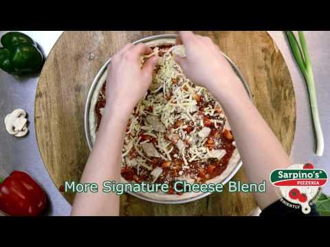 San Remo Pizza - Sarpino's Pizzeria Video