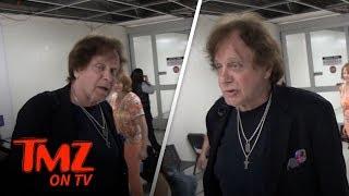 Eddie Money Impressed By Random Airport Singer! | Tmz Tv