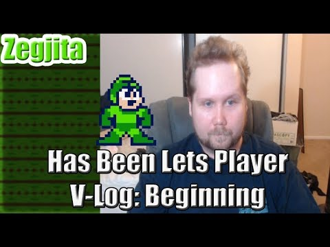 Has Been Lets Player V-Log: The Beginning