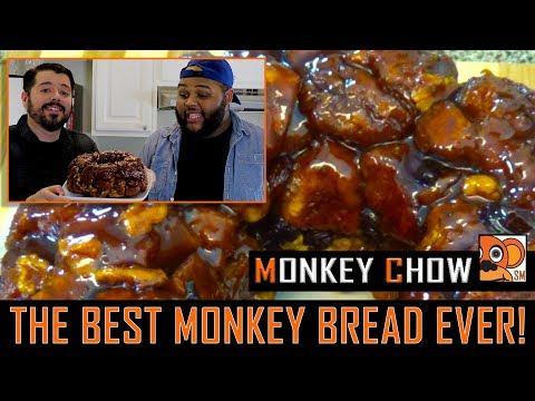 Screwy Monkey Bread - Monkey Chow  EP. 4