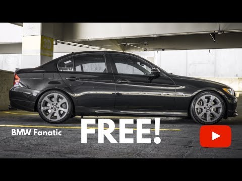How To Get FREE BMW Oil Changes For Life!