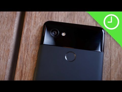 Friday 5: Reasons to buy the Pixel 2 (or 2 XL)