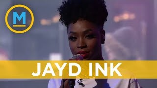 Darkskin acapella performance getplaypk the fastest jayd ink performs codes for the first time on national television your morning stopboris Choice Image