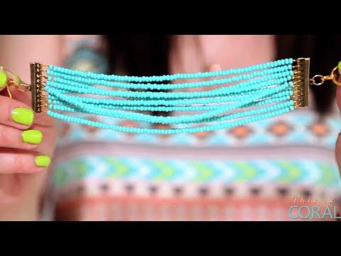 DIY Boho Bracelet