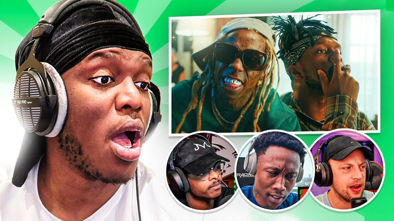 He said I did better than Lil Wayne?