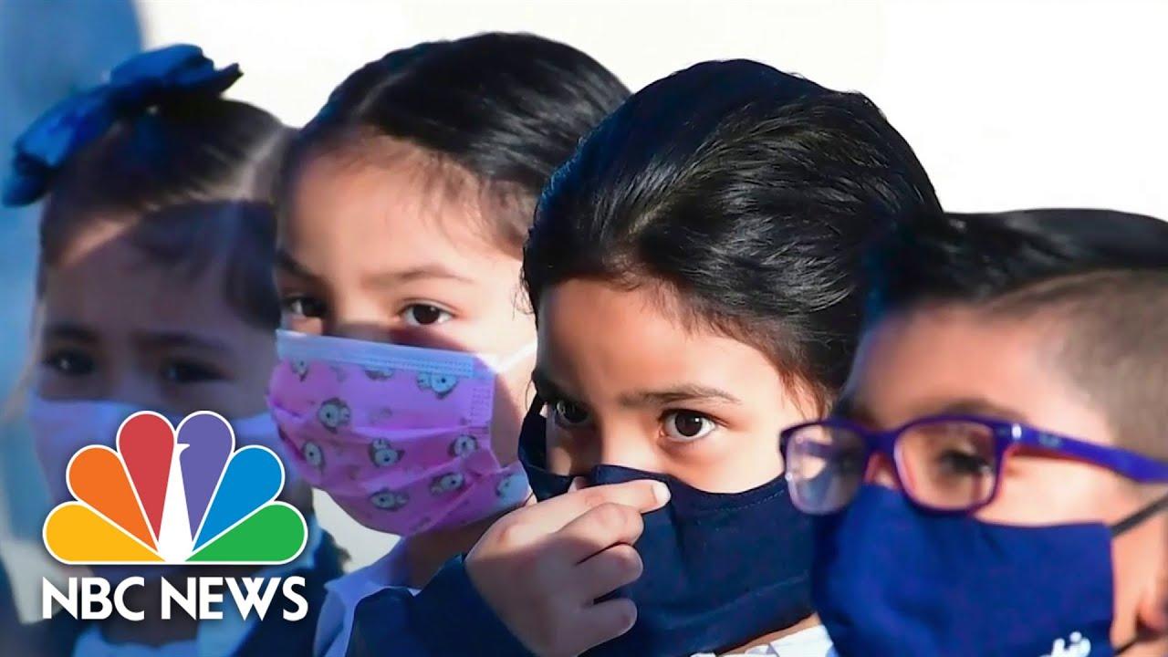 NOW In Focus: Children & Covid | NBC News NOW