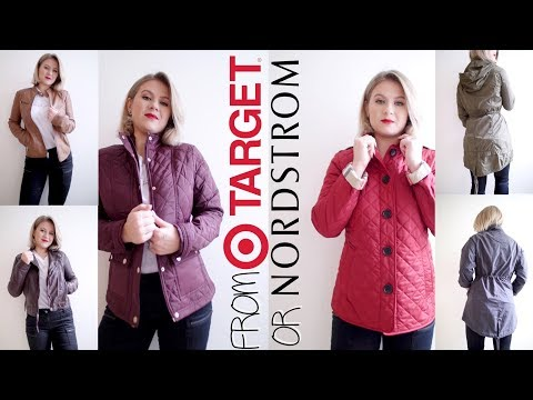 CHEAP VS EXPENSIVE JACKETS: Is it from Target or Nordstrom | Milabu