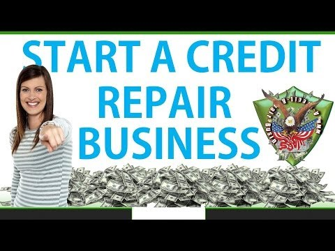 How easy is it to start a credit repair business in Georgia ?
